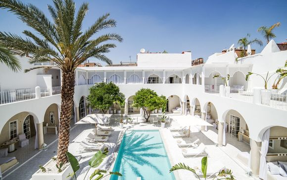 Marruecos Marrakech - Palais Blanc desde 85,00 €