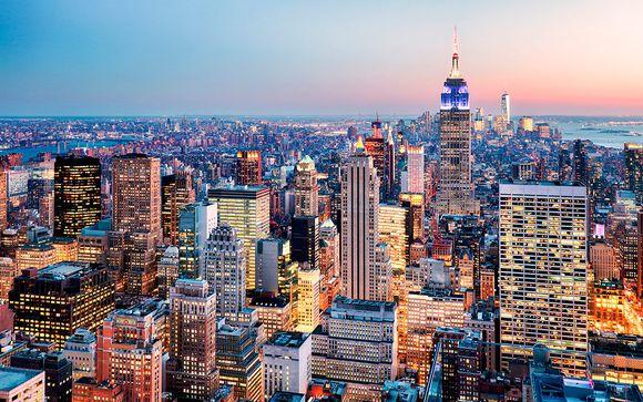 Opción 2: Canadá + Extensión de 3 o 5 noches a Nueva York