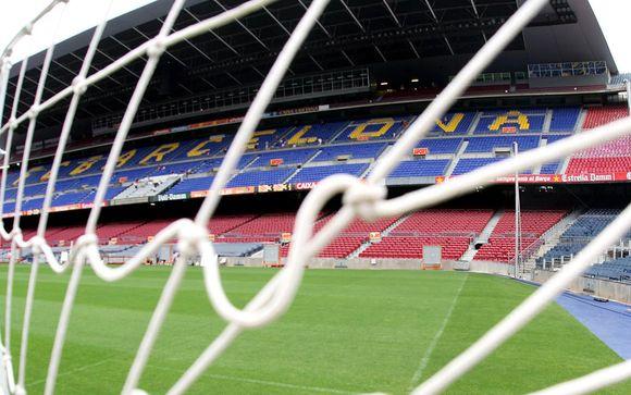 Barcelona y el Camp Nou te esperan