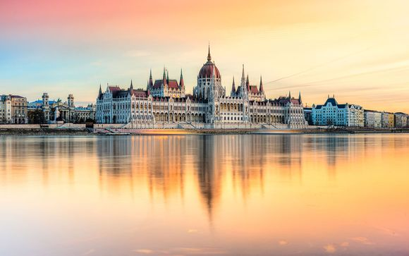 Hungría Budapest  Milford Suites Budapest 4* desde 94,00 €