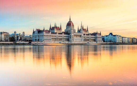 Hungría Budapest  Milford Suites Budapest 4* desde 94,00 €