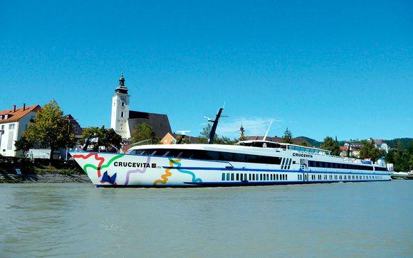 Crucero de verano por el Rhin con MS Crucevita 5*