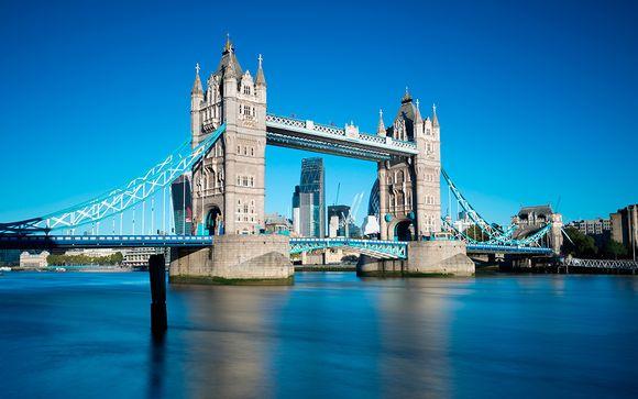 Go Native Tower Bridge le abre sus puertas