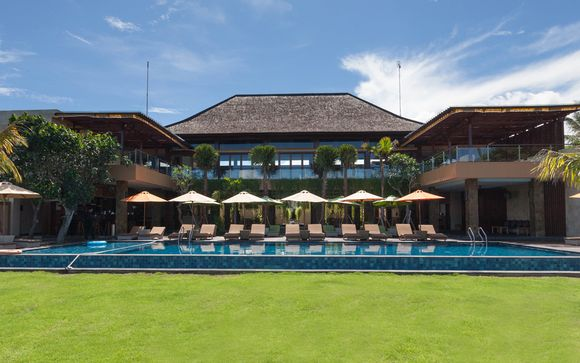 Adiwana D'Nusa Beach Club & Resort Lembongan 4*