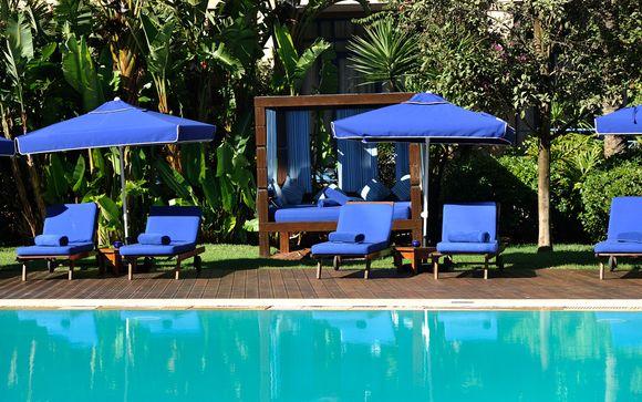 Le Medina Essaouira Hotel Thalassa Sea & Spa 5* Mgallery