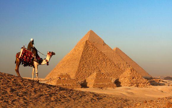 Egipto Espectacular con Abu Simbel con Mena House 5*