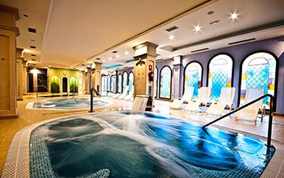 Santa Cruz Resort & Spa *** -  Almuñecar - España