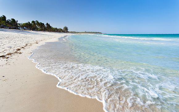 Diani Beach le espera
