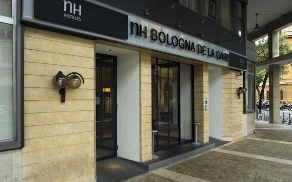 NH Bologna De La Gare 4*
