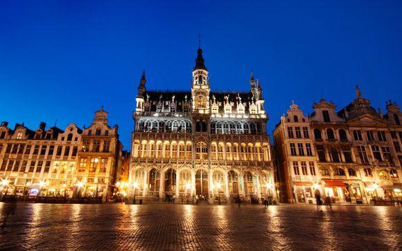 Bélgica Bruselas - Warwick Brussels - Grand Place 5* desde 68,00 €
