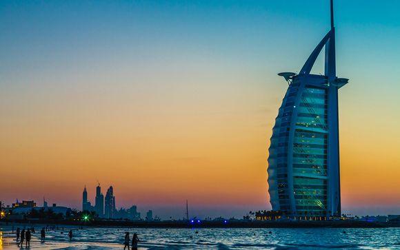 Itinerario 1: 4 Noches en Dubái con 1 día en Abu Dhabi