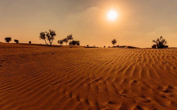 Itinerario 2: 3 Noches en Dubái y 1 en el desierto