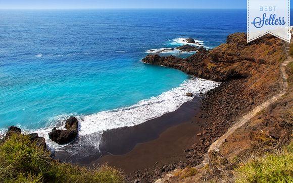 Todo incluido y vistas al mar con Voyage Prive en Tenerife Canarias