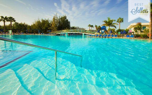 Playa Blanca y jr suite en todo incluido con Voyage Prive en Lanzarote Canarias