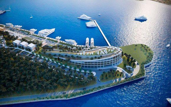 Nueva apertura frente al mar ?ibenik Croacia en Voyage Prive por 113€