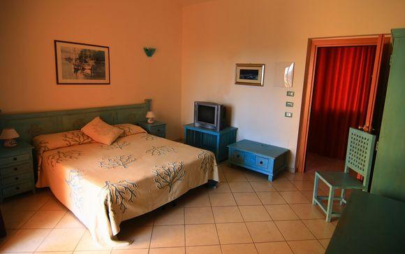 Borgo Saraceno Hotel Residence & Spa 4*