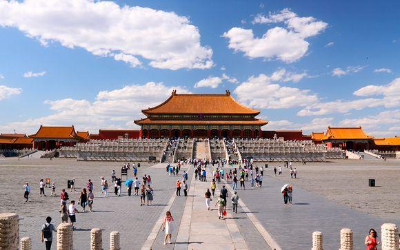 Extensión de 3 noches en Pekín