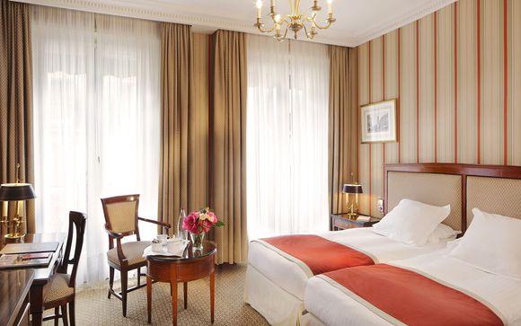 El Hotel Franklin Roosevelt le abre sus puertas