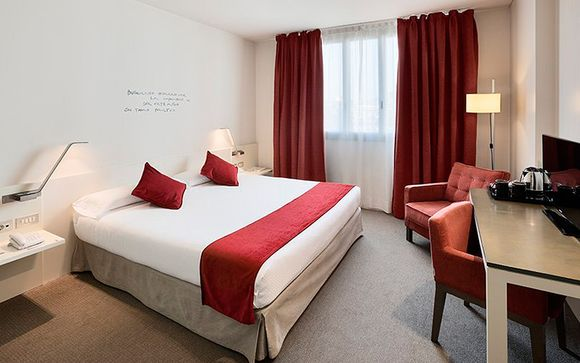 El Hotel Sercotel Amister Art Hotel Barcelona 4* le abre sus puertas