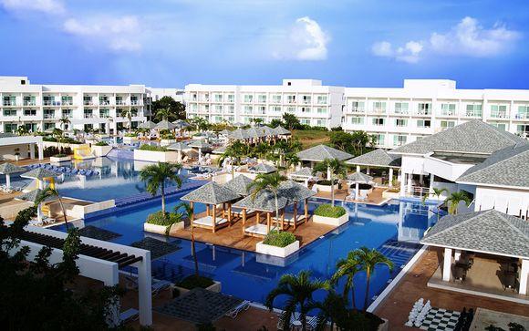 El Hotel Valentín Perla Blanca le abre sus puertas para su estancia en Santa María