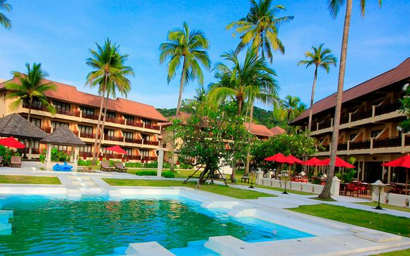 El Hotel The Emerald Cove 5* le abre sus puertas