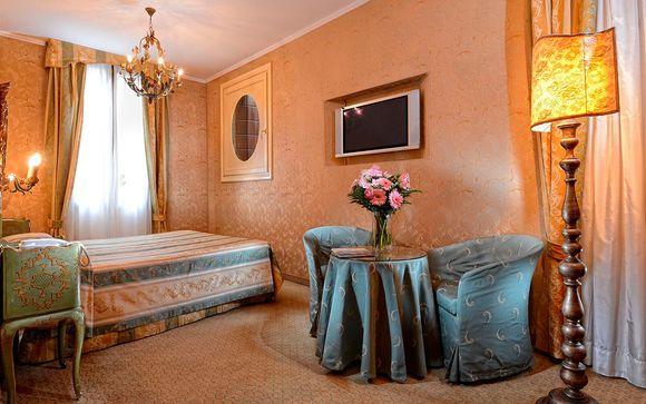 El Hotel Concordia le abre sus puertas