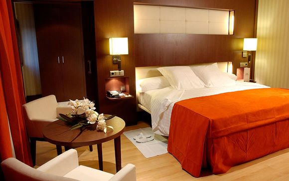 El Hotel MA Nazaríes & Spa 5* le abre sus puertas