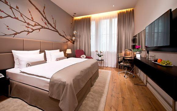 El Hotel Crowne Plaza Berlin - Potsdamer Platz 4* le abre sus puertas