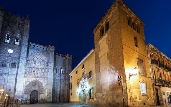 El Hotel Palacio de Valderrábanos le abre sus puertas