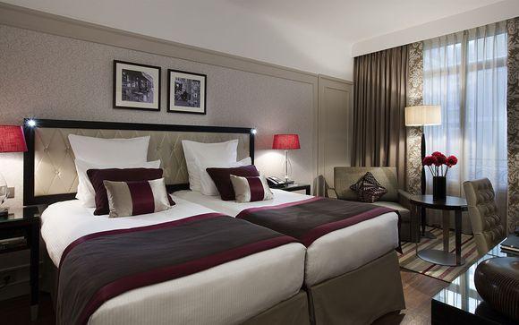 Paris Marriott Opera Ambassador Hotel le abre sus puertas