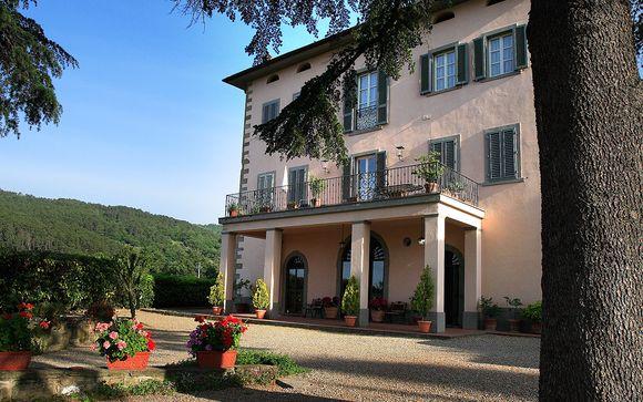Villa La Grotta le abre sus puertas