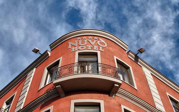 El Hotel Nuvò 4* le abre sus puertas