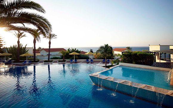 El Hotel Mitsis Rhodes Maris Resort and Spa 4* le abre sus puertas