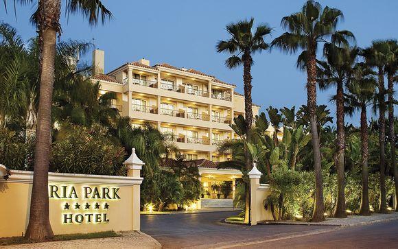Ria Park Hotel & Spa le abre sus puertas
