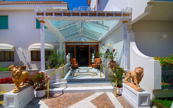 El Hotel Eliseo Park´s le abre sus puertas