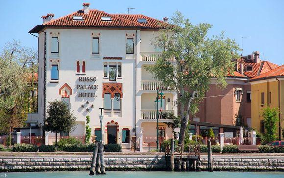 El Hotel Russo Palace le abre sus puertas