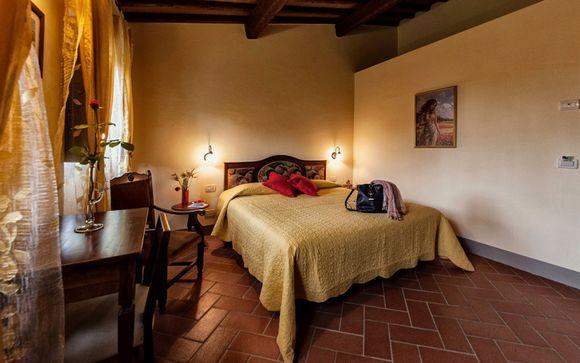 El Hotel Agroturismo Relais Campiglioni 4* le abre sus puertas