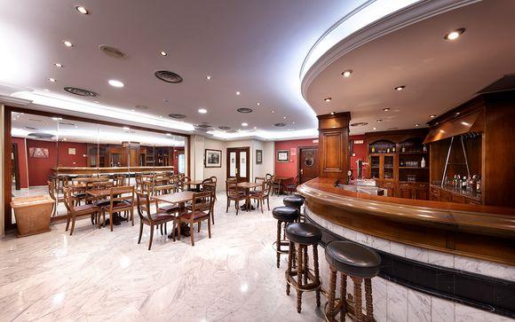 El Hotel Triunfo Granada 4* le abre sus puertas