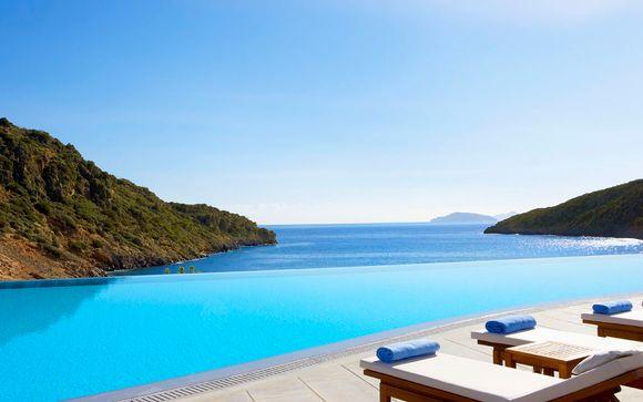 Daios Cove Luxury Resort & Villas 5* Aghios Nikolaos Grecia en Voyage Prive por 231.00 EUR€
