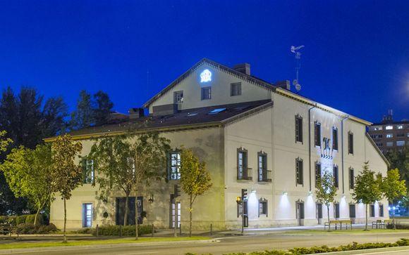 El Hotel Marqués de la Ensenada 5* le abre sus puertas
