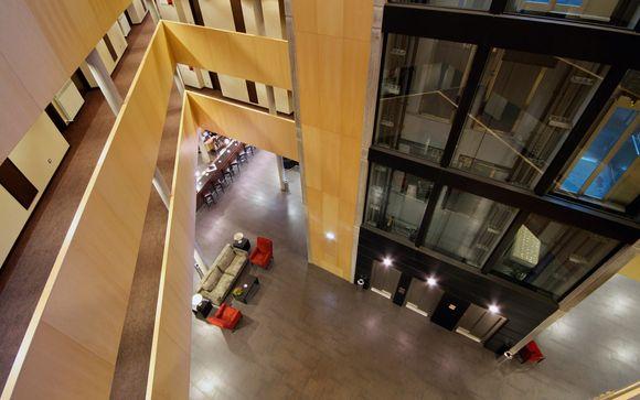 El Hotel HG Alto Aragón 4* le abre sus puertas