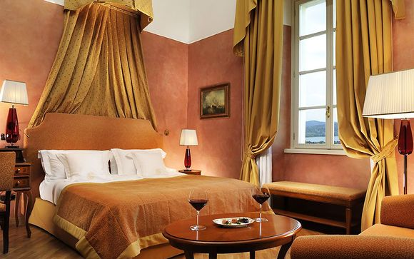 El Hotel Castello Dal Pozzo 5* le abre sus puertas