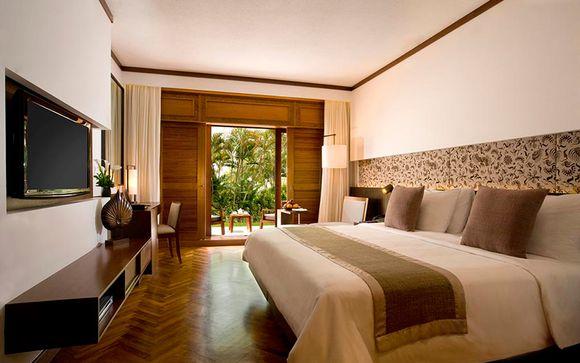 Nusa Dua Beach Hotel & Spa 5*, Bali le abre sus puertas