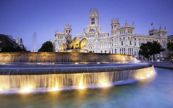 Madrid le espera