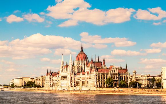Budapest le espera