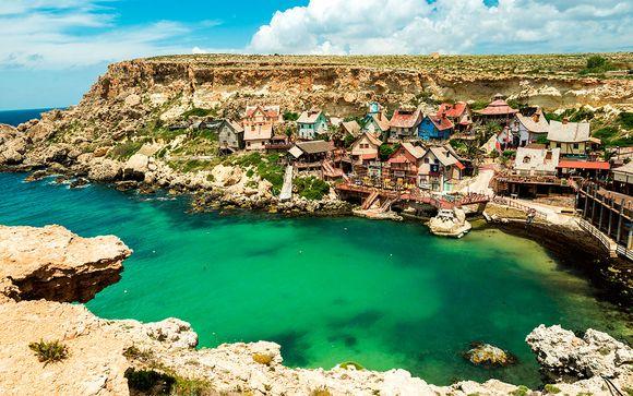Malta le espera