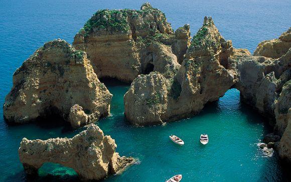 Algarve le espera