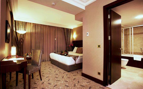 Hotel Wyndham Istanbul Old City 5*
