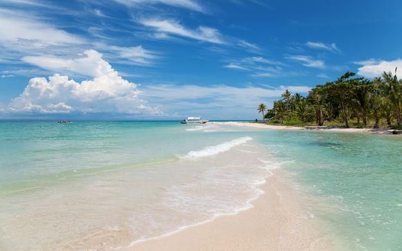 Filipinas Cebu - Crimson Beach Resort &amp Spa 5* desde 1.289,00 ? con Voyage Prive en Cebu Filipinas