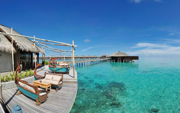 Maldivas Gaafu Dhaalu Atoll – Ayada Maldives 5* desde 3.265,00 ? Gaafu Dhaalu Atoll Maldivas en Voyage Prive por 3265.00 EUR€